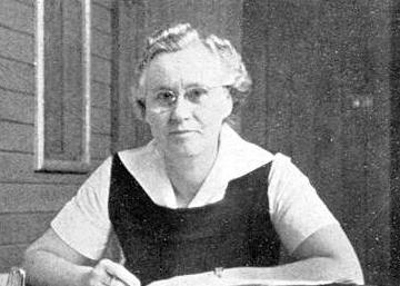 Gertrude Moore 1943