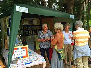 Moorecroft Stewards @ Art in the Garden